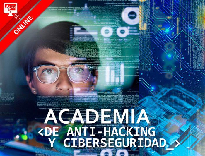 Academia de Anti-Hacking y Ciberseguridad