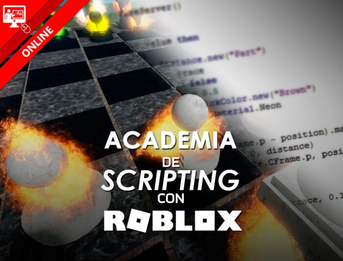 Academia de Scripting con Roblox