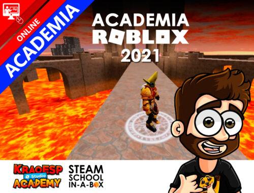 Academia Krao Roblox Studio 2021