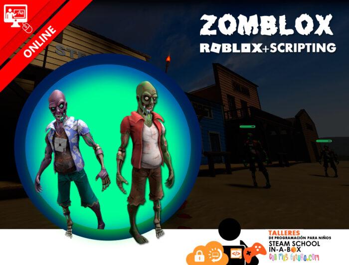 Zomblox: Roblox + Scripting