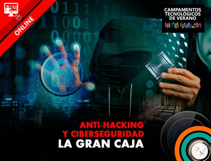 Campamento de Anti-hacking y Ciberseguridad