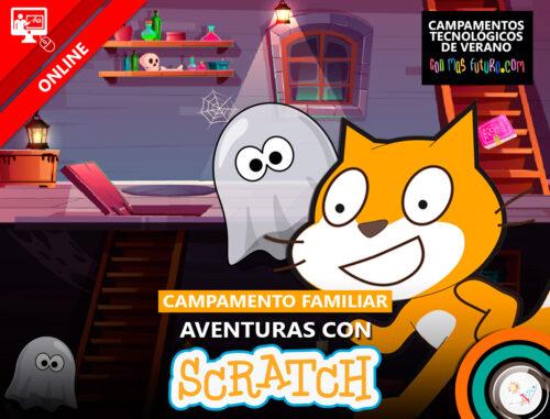 Campamento Aventuras con Scratch