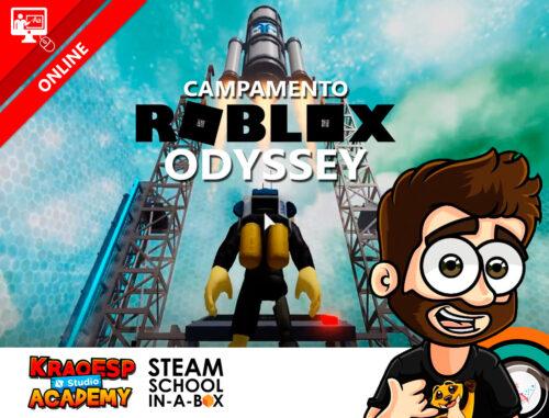 Campamento Roblox Odyssey